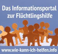 wie-kann-ich-helfen.info – Das Informationsportal zur Flüchtlingshilfe in Deutschland